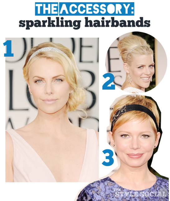 celeb red carpet hair trends