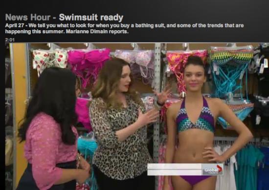 Swimwear for your body type